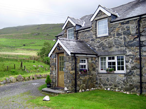 the holiday cottage near dolgellau